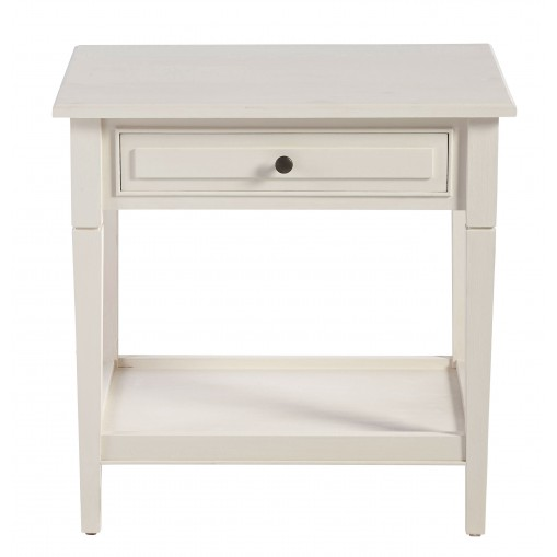 Rivoli bedside table L45/ 60