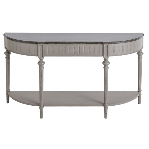 Georges curved console L120 / 150 / 200