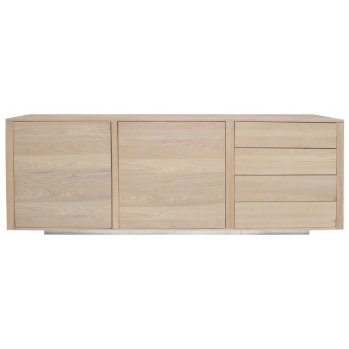 Epure sideboard - 2 doors 4 drawers