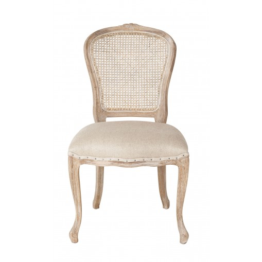 Chaise Louis XV - JUTE