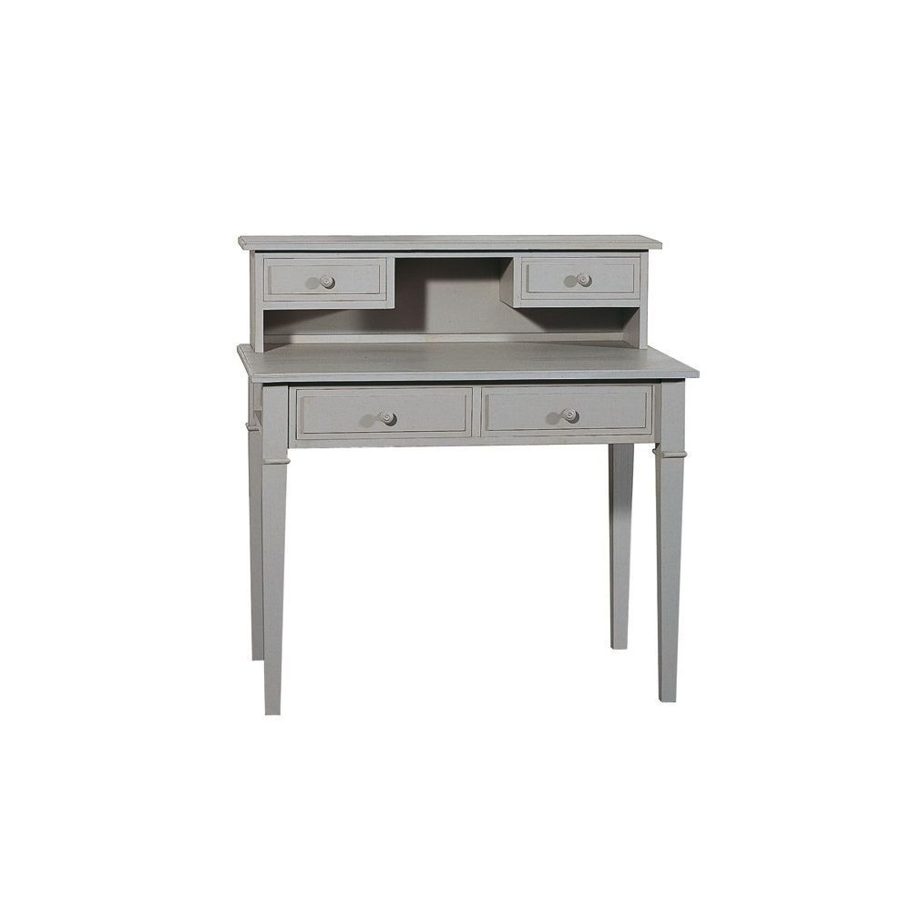 Petit bureau rivoli avec rehausse signature for Petit bureau simple