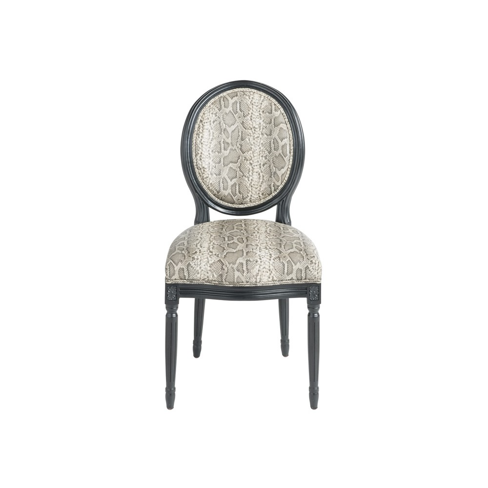 Chaise mdaillon carcasse chaise medaillon with chaise for Chaise medaillon