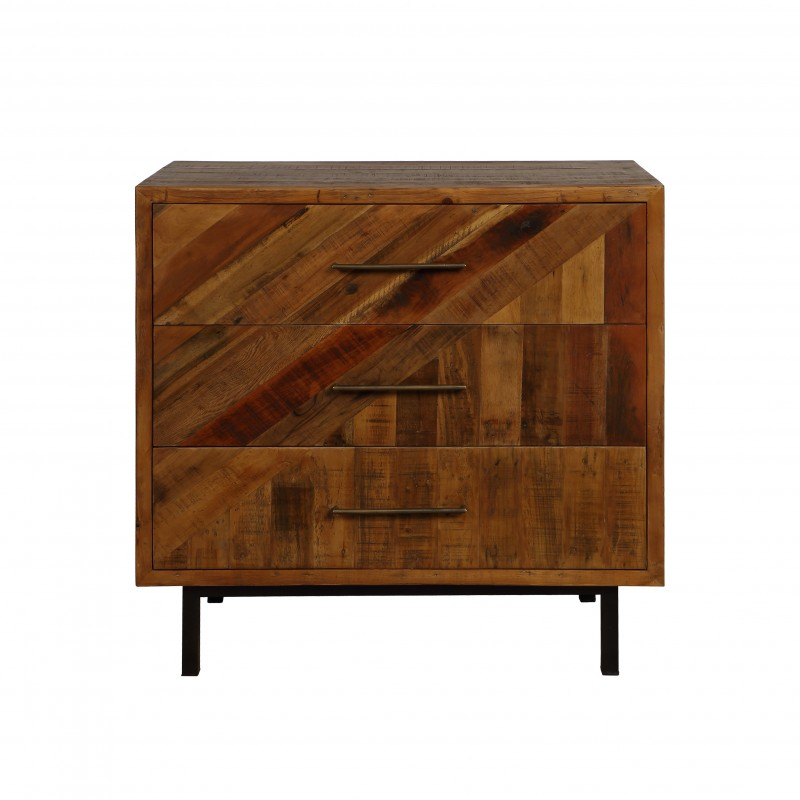 Commode Reclaimed