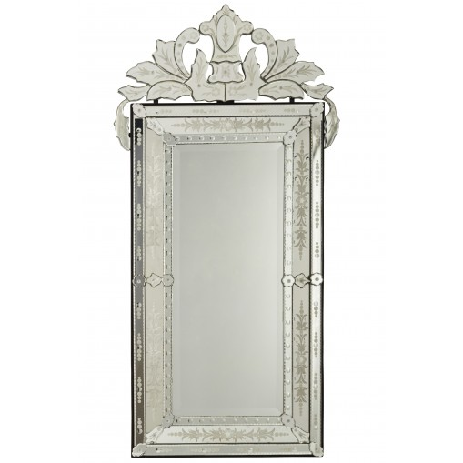 Miroir Baroque Rectangle
