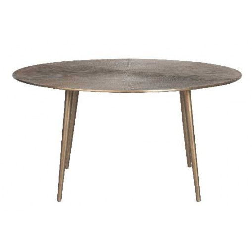 Table Basse Soleil Bronze