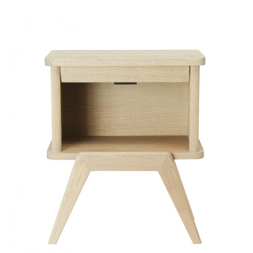 Tim bedside table - 1 drawer