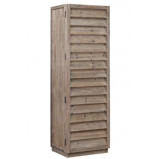 Recycled pine wardrobe