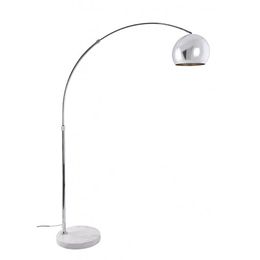 Curved lamp