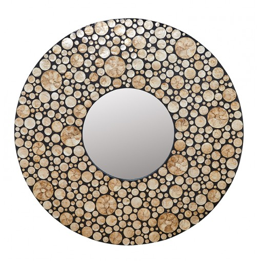 Dots mirror - shell
