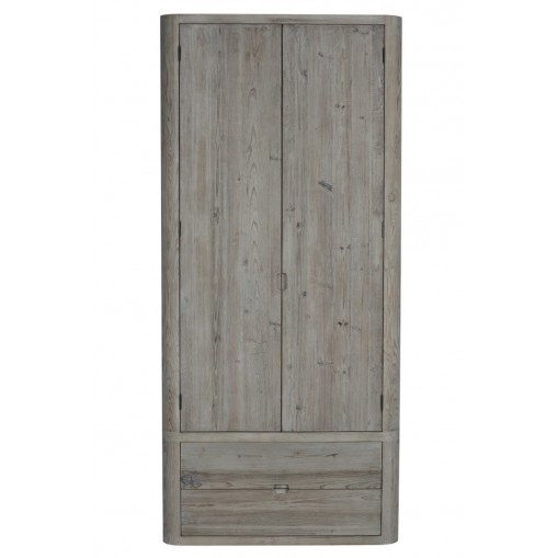 Armoire Charlotte - pin recyclé