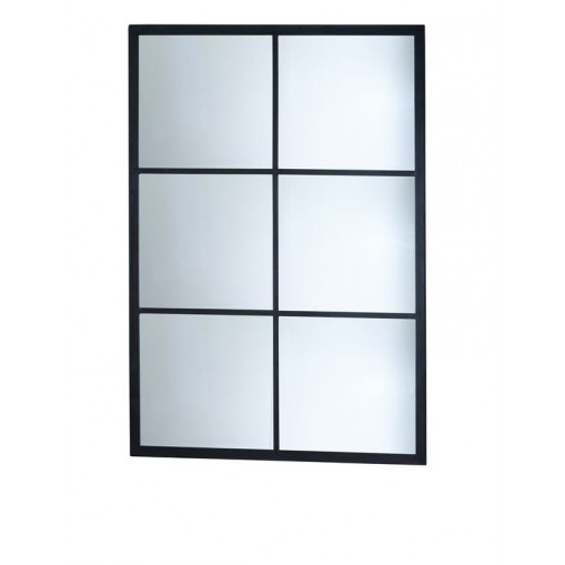 Miroir industriel rectangulaire carr en 100 signature for Miroir in english