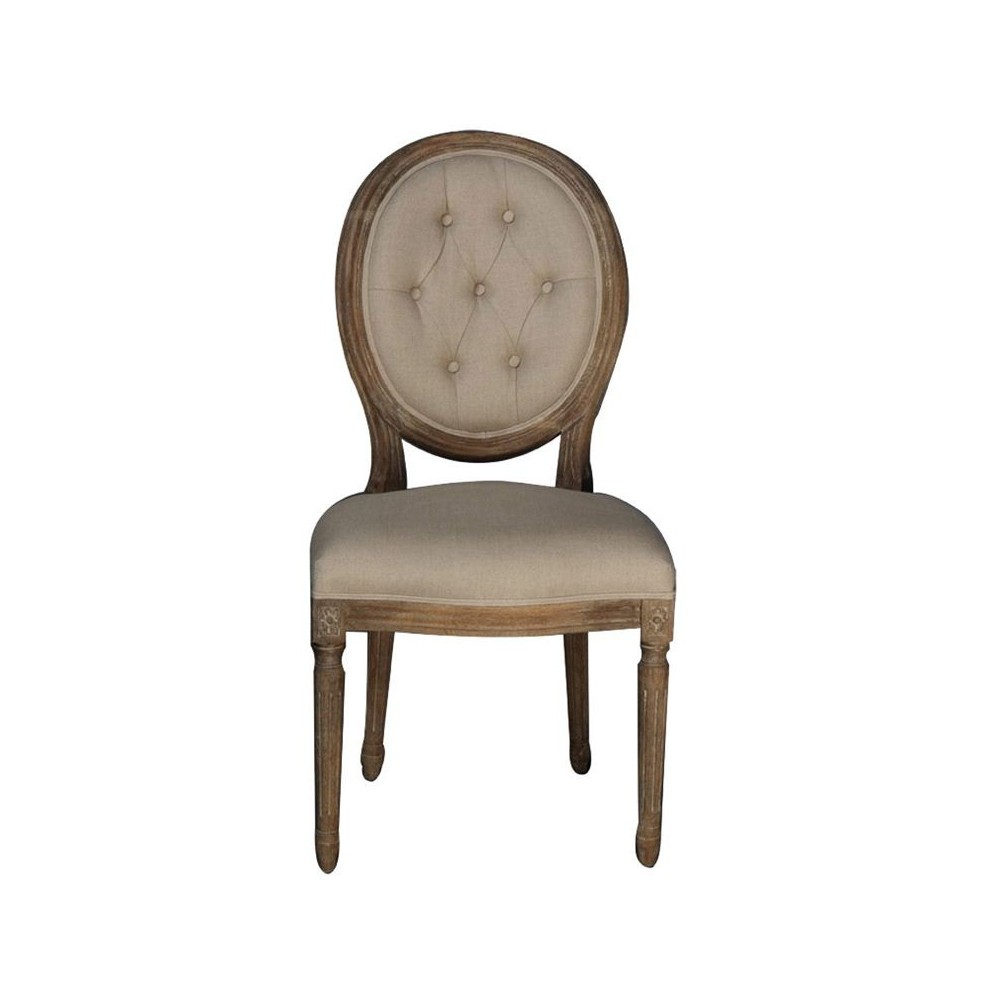 chaise medaillon but cheap lot de chaises mdaillon louis xvi chat beige with chaise medaillon. Black Bedroom Furniture Sets. Home Design Ideas